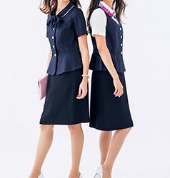 カーシーカシマの事務服